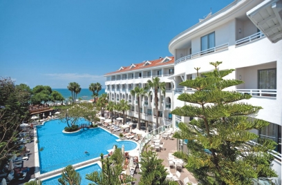 8 dagen all inclusive in Royal Star Beach
